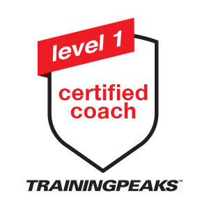 Training Peaks Level 1 Certified Coach